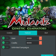 Mutants Genetic Gladiators Hack 2015 (iOS, Android, Mac) Free Unlimited Credits, Gold and Campaings | No Survey. Mutants Genetic Gladiators Hack and Cheats 2015 is available FREE so you don't need […]